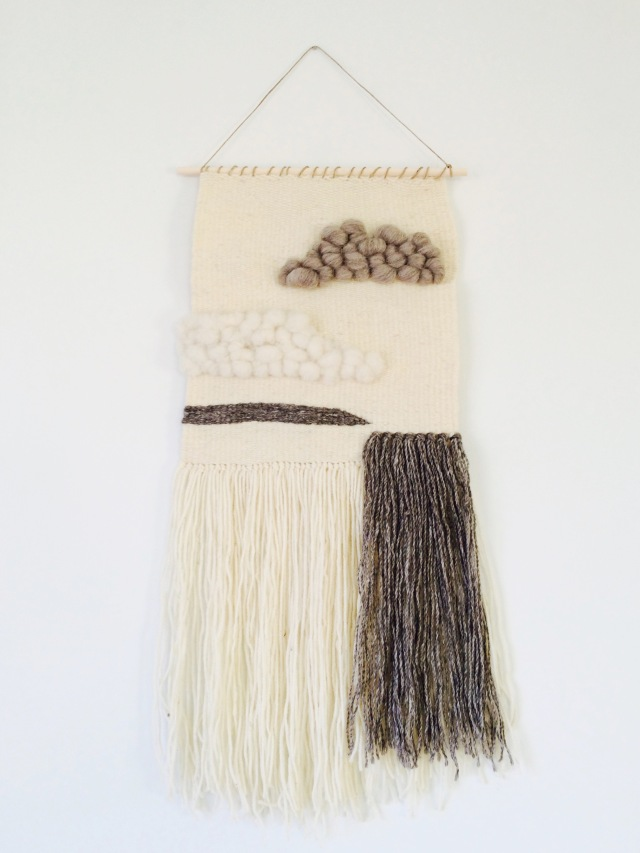 Wool Wall Weaving