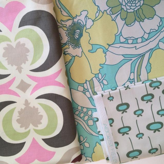 Amy Butler Home Decor Fabric Secret Wool Society